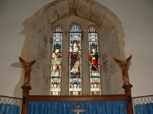 East Window St Marys