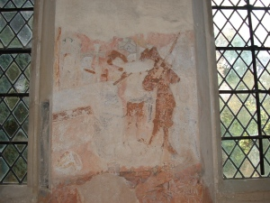 Thomas A Becket in St Marys