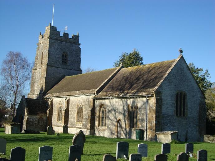 The Church at Marston Magna