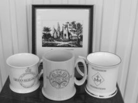 Commemorative Pottery